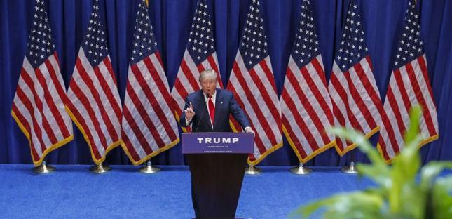 Donald Trump ogłosił zamiar startu w przyszłorocznych wyborach prezydenckich