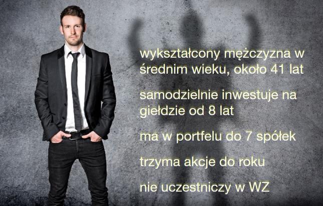 Przeciętny polski inwestor