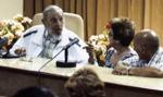 Kuba: Fidel Castro pojawił się publicznie pierwszy raz od 3 miesięcy