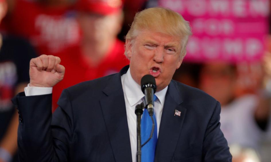 Wybory w USA - Clinton czy Trump? [Relacja na żywo]