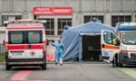 Włochy: rekord dobowej liczby zgonów od początku pandemii