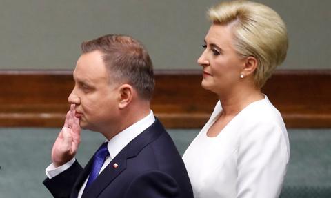 Andrzej Duda złożył przysięgę prezydencką
