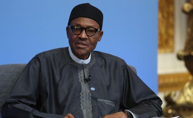 Prezydentem Nigerii Muhammadu Buhari