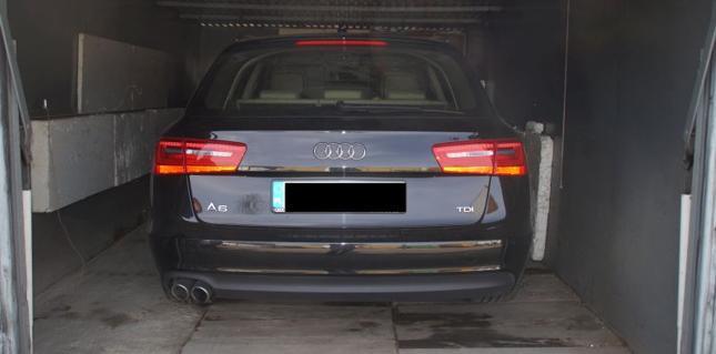 Zgłosił kradzież samochodu schowanego w garażu. Nie on jeden próbował wyłudzić odszkodowanie