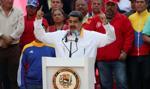 """USA planują nowe sankcje na osoby """"podkopujące demokrację"""" w Wenezueli"""