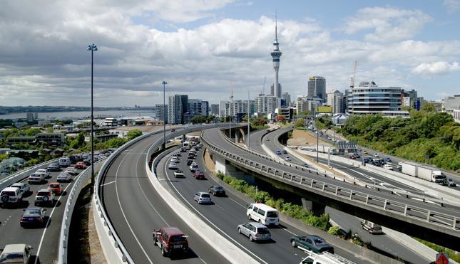 Auckland - Nowa Zelandia