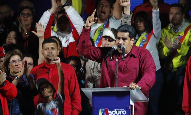Prezydent Wenezueli Nicholas Maduro