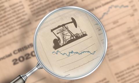 Ceny ropy w USA powiększają spadki - pierwszy miesiąc ze zniżką notowań od kwietnia