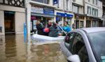 Francja: dramatyczna sytuacja na terenach dotkniętych powodzią