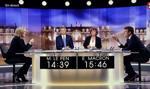 Francja: Debata kandydatów na prezydenta zmieniła się w pyskówkę
