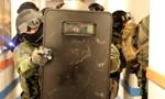 Antyterroryści w warszawskim hotelu Novotel. Ćwiczyli odbijanie zakładników [Zdjęcia]