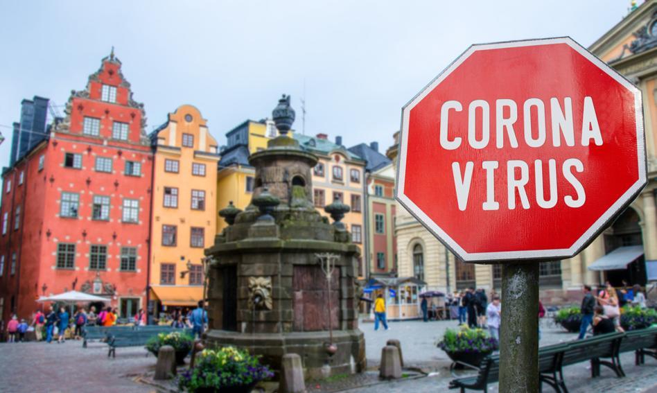 Szwecja przedłuża restrykcje koronawirusowe do końca maja