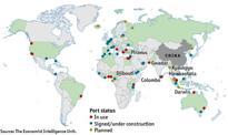 Morska ekspansja Chin