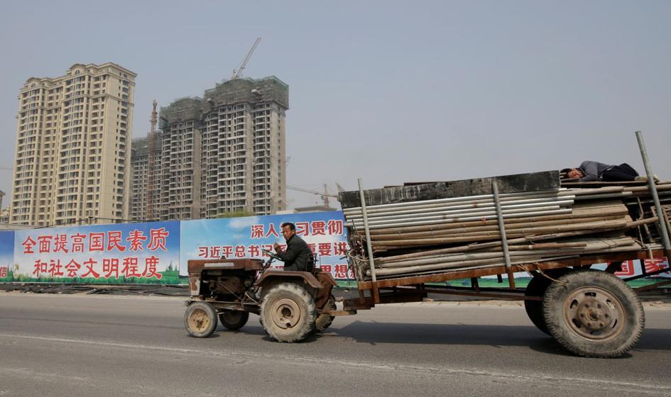 """Chiny budują megamiasto. """"Strategia na 1000 lat"""""""