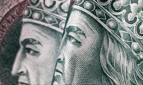 Zadłużenie Skarbu Państwa przekroczyło 1,1 bln zł