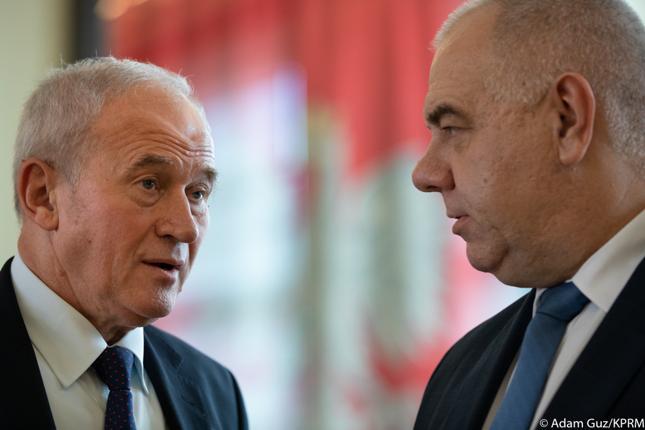 Minister Sasin przejął ministerstwo po Krzysztofie Tchórzewskim, wielkim zwolenniku budowy Ostrołęki C