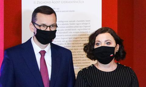 Rzecznik rządu: Premier Morawiecki i jego żona nie mają żadnych kont, środków i aktywów poza Polską