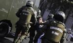 Protest w stolicy Chile przeciwko systemowi emerytalnemu
