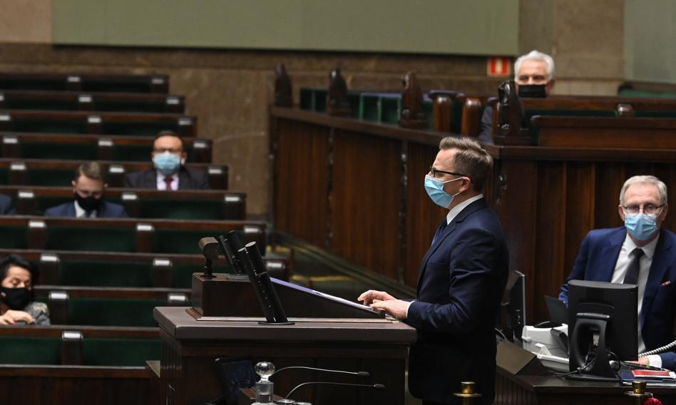 Sejm debatował nad informacją o działalności Trybunału Konstytucyjnego