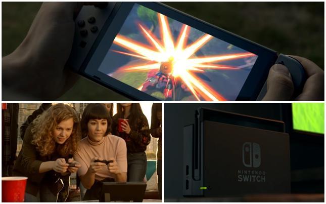 Nintendo Switch - nowa konsola ze stajni Nintendo