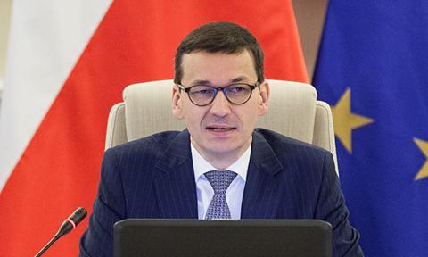 Morawiecki: Rząd będzie mniej polityczny, a bardziej urzędniczy