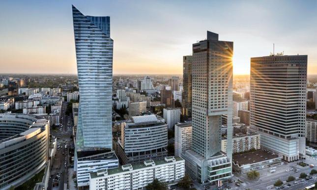 Najdroższe ulice w Warszawie