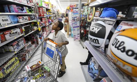 Sprzedaż detaliczna w USA w lipcu wzrosła o 1,2 proc. mdm