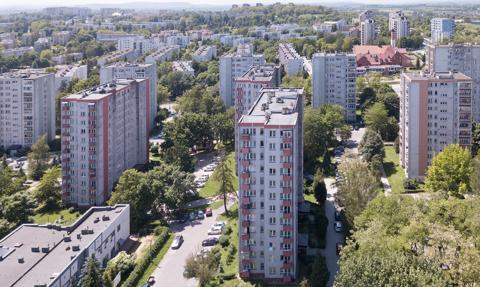 Kraków ma coraz więcej mieszkań socjalnych