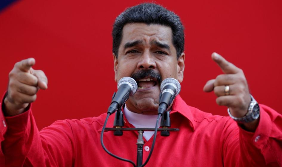 """Państwa OPA wezwały Wenezuelę do """"przywrócenia demokracji"""""""
