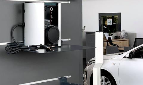 PGNiG Ventures zainwestowało 2,53 mln zł w producenta ładowarek do e-samochodów