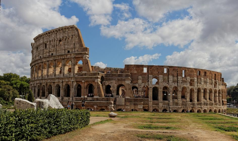 Po raz pierwszy można zwiedzać podziemne korytarze w Koloseum