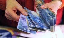 Cena franka wzrosła do czterech złotych
