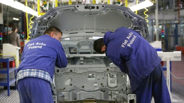 Tyska fabryka Fiata