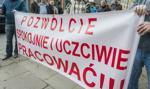 Taksówkarze zablokują Warszawę