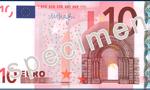 Eksperci: będzie wzrastać liczba fałszywych euro