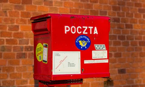 Poczta Polska chce zwrotu za wybory