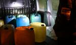 Ukradli ponad 10 tys. litrów paliwa z cystern