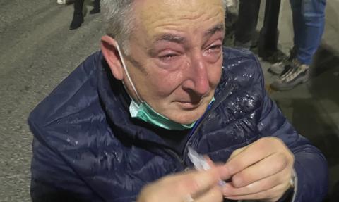 Były szef MSW potraktowany gazem podczas protestu w Warszawie