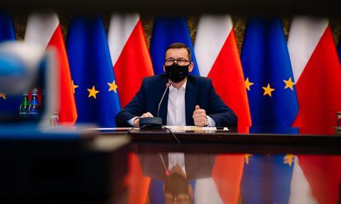 Zebrał się Rządowy Zespół Zarządzania Kryzysowego pod przewodnictwem premiera