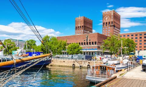 Rząd Norwegii zamyka Oslo z powodu ogniska brytyjskiego szczepu koronawirusa