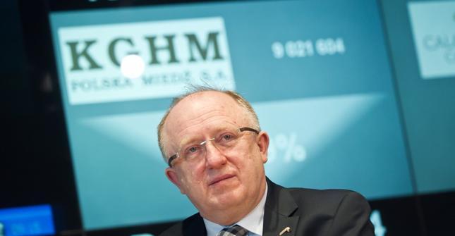 Herbert Wirth, prezes zarządu KGHM