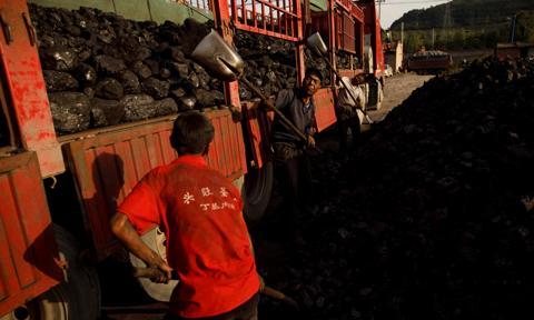 Kryzys energetyczny w Chinach