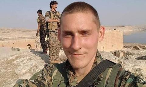 Brytyjski kucharz zginął walcząc z ISIS