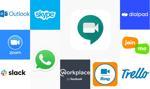 Google Meet, Slack, Zoom, Skype, Trello i in. Którą aplikację do pracy zdalnej wybrać?