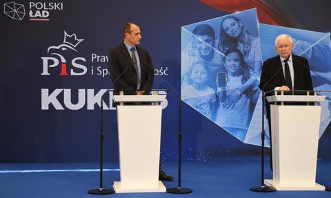 Jest porozumienie programowe między PiS-em a Kukiz'15