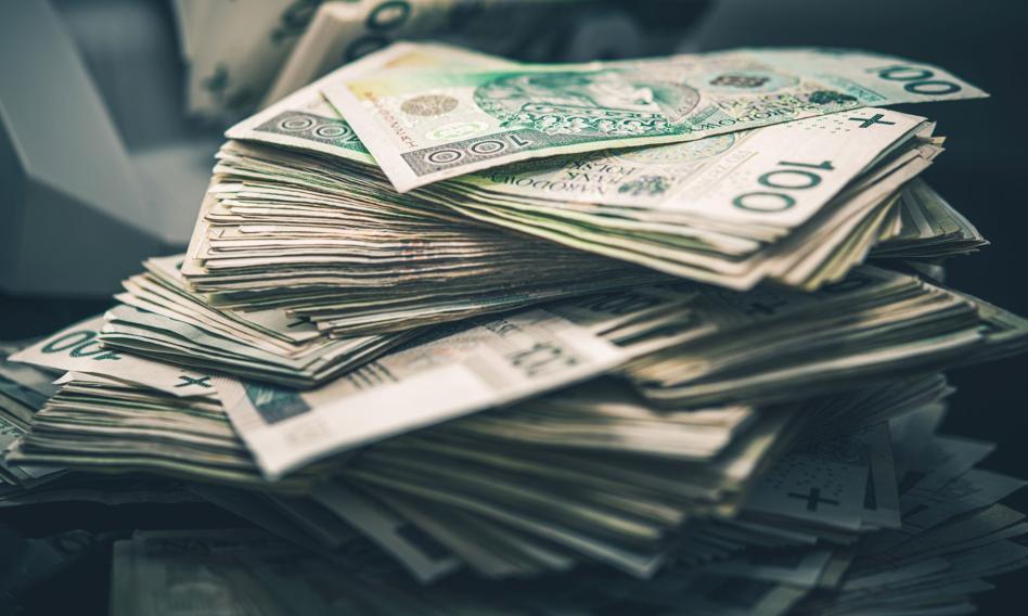 Ukrainiec przewoził w gotówce ponad 280 tys. zł