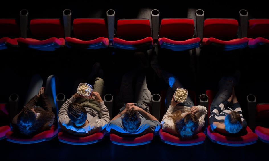 Rusza wyścig o widza kinowych multipleksów