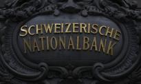 Miliardowe interwencje SNB na franku [Wykres]
