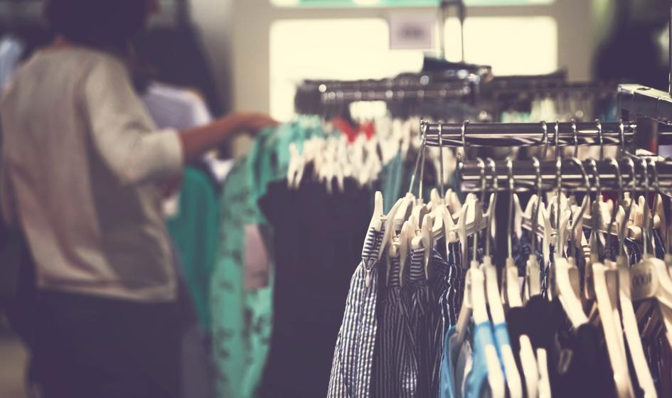 Boom sprzedaży odzieży po odblokowaniu handlu
