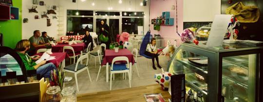 kobiecy pomysł na biznes: kawiarnia dla dzieci